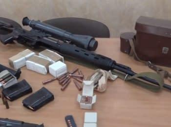 СБУ задержала диверсионную группу, которая готовилась к совершению терактов в Харькове