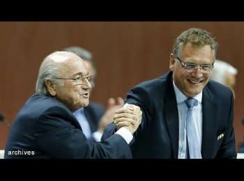 Президент ФІФА Зепп Блаттер йде у відставку