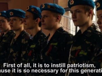 VICE News: Діти-бійці Донецька