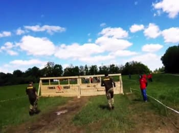 """Team of """"Azov"""" trainers in Race of Nation"""