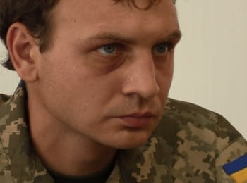 """""""Приставляли к виску пистолет"""", - пленного украинца заставили говорить неправду на камеру"""
