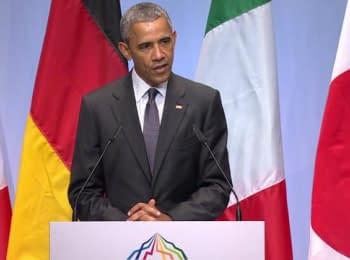 Обама: ми і надалі будемо підтримувати Україну
