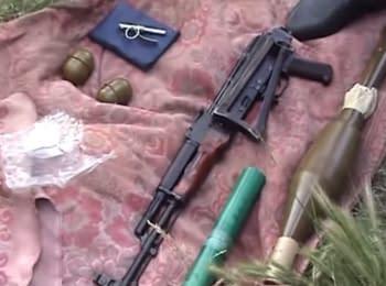На Запоріжжі СБУ затримала торговців зброєю