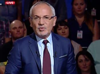 """Шустер LIVE: """"Чи почалася боротьба з корупцією в країні?"""", 12.06.2015"""