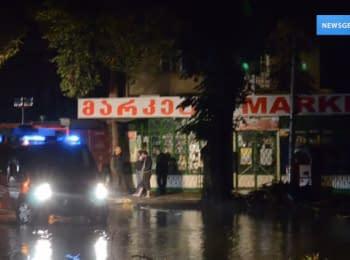 Повінь в Тбілісі, Грузія