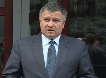"""""""Suspects in the murder of Oles Buzyna were detained"""" - Arsen Avakov"""