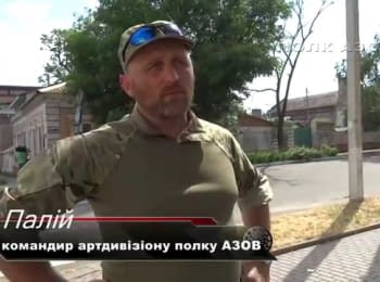 "Regiment ""Azov"": Release of Mariupol. How it was"