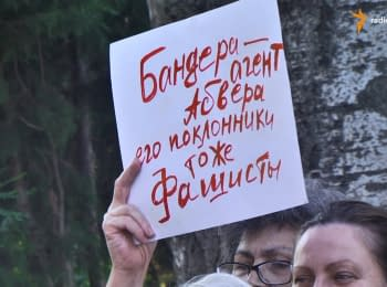 На Куликовом поле в Одессе провели митинг и обсудили, как помочь Донбассу