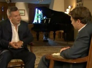 Інтерв'ю Віктора Януковича для BBC (повна версія)