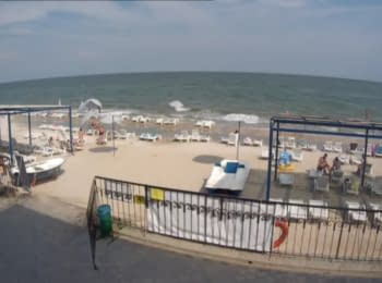 "Sea of Azov. Kyrylivka, recreation center ""Peresyp"""