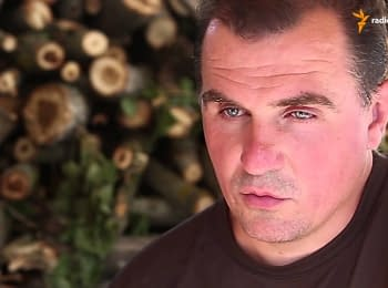 Soldier Taras told  how he was captured into captivity with Nadia Savchenko