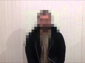 SBU detained a FSB agent who was collecting information about Russian citizens who are fighting on Ukrainian side