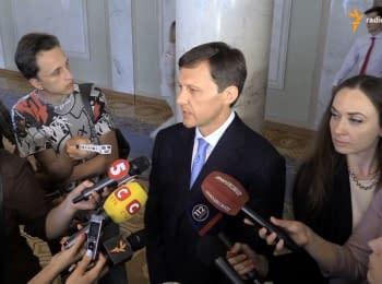 Министр экологии Игорь Шевченко об иске против Ляшко и самолете Онищенко