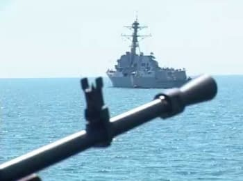 Развитие Военно-Морских Сил - приоритетное направление стратегии обороны Украины