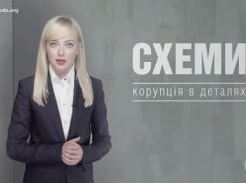 """The Schemes"": Corruption at ""Ukrposhta"", new Head of the SBU and raiders at the Maidan"