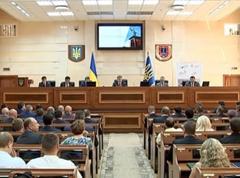 Meeting of the President of Ukraine with regional governors in Odesa (full version)