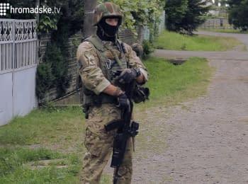 Бобовище. Село на Закарпатье второй день как на линии фронта