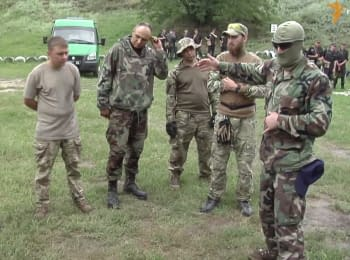 Israeli instructors will be teaching border guards from Kherson for 4 days