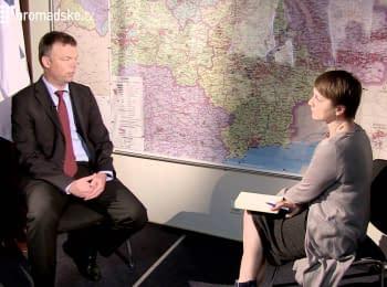 """""""Сідаючи на літак, я завжди пам'ятатиму про МН17"""" — заступник голови місії ОБСЄ Александр Хуг"""