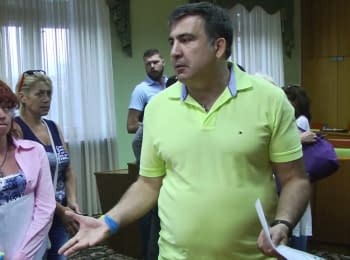 Saakashvili: We have no more questions on Gaidar - we completely trust her
