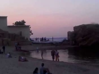 Beach in Odessa, which was misappropriated by billionaire Khmelnitsky, is available again for the people