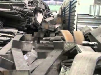 СБУ вилучила частину технологічного обладнання вивезеного із ЗАЛКу