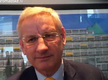 Carl Bildt: It is important to strengthen the Ukraine