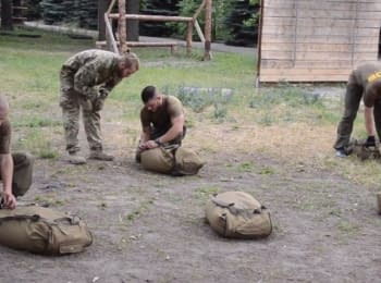 "Полк ""Азов"": Спартан 8"