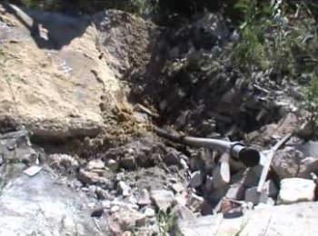 На Луганщині ліквідовано три канали контрабанди паливно-мастильних матеріалів з Росії