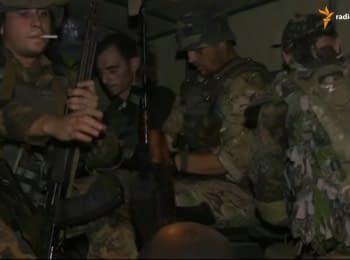 """Батальйон """"Донбас"""" залишив Широкине в рамках планової ротації"""