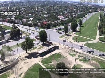 Лобове зіткнення трамваїв у Харкові, 03.08.2015