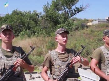 Гімн України на зміні вартових