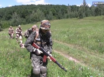 """""""Victory will be ours!"""" - residents of Sumy are preparing to defend border"""