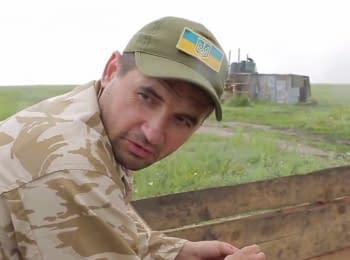 """Батальйон """"Донбас-Україна"""": Хаїм з Вінниці"""