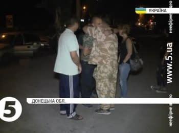 З полону бойовиків звільнили трьох бійців АТО