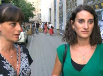 Жители Тбилиси: Россия причинила нам много боли
