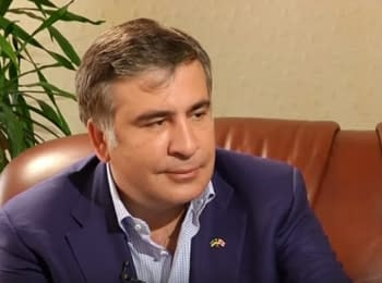 Mikheil Saakashvili. Interview on Channel 5, 08.08.2015