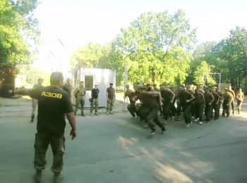 "Полк ""Азов"": Спартан 11"