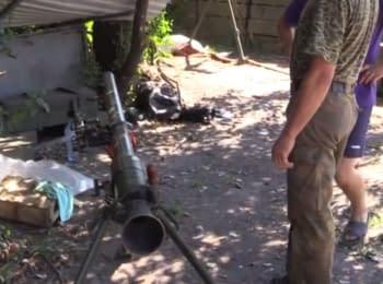 У передмісті Донецька під прикриттям артилерії працює ворожий снайпер