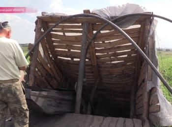 Незважаючи на війну, на Донбасі продовжують працювати нелегальні шахти