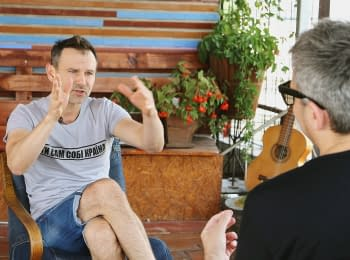 Vakarchuk - Ukraine has not yet passed its way to complete freedom
