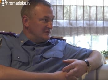 "The head of the Transcarpathian Regional Police about Right Sector: ""Yes, they managed to escape"""
