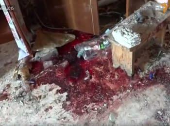 Два человека погибли в результате обстрела окрестностей Мариуполя