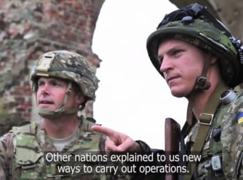 (English) NATO: Helping Ukraine defend itself