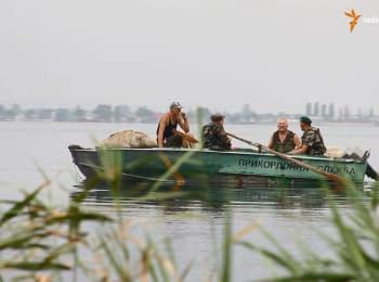 Придністровський сегмент державного кордону України посилено бійцями Нацгвардії