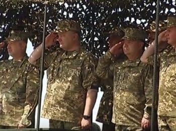 Президент Порошенко о боеспособности украинской армии