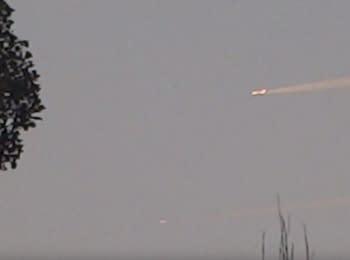 Ізварине. Російські літаки поряд з українським кордоном