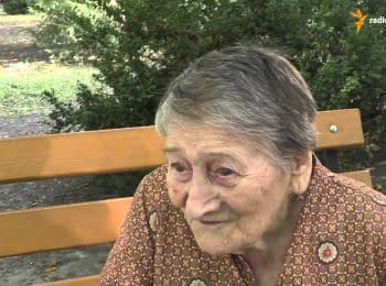 Пенсіонерка-ветеран віддала дві тисячі євро пораненим бійцям