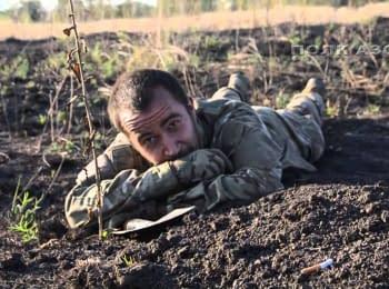 """Тренировочный лагерь """"Азова"""". День второй"""