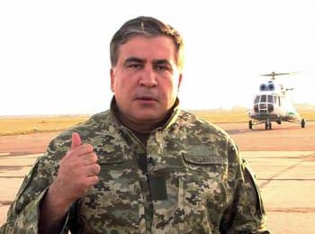 Ответ Саакашвили премьер-министру